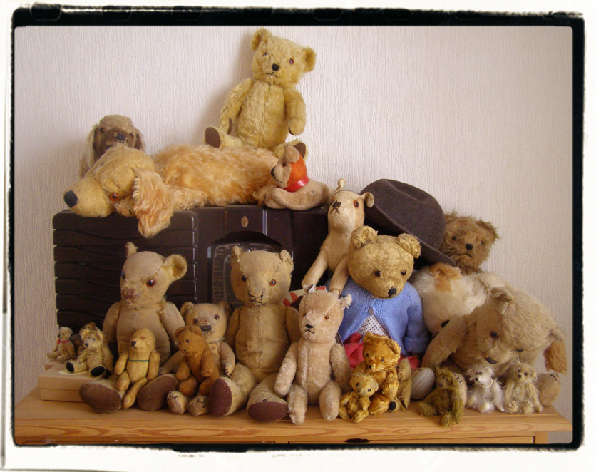 My old bears