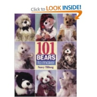 101 Bears to Make by Nancy Tillberg