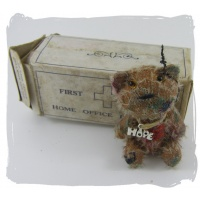 Dibble a WW1 soldier bear
