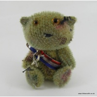 Soldier Bear WW1