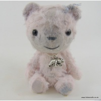 Milly a pink bear