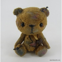 Paddy, a gold vintage bear