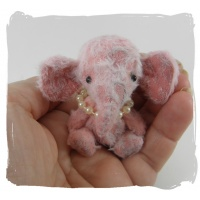 Dilly miniature elephant