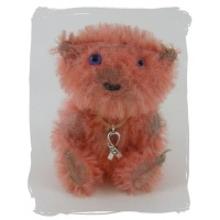 Pink Soldier Bear
