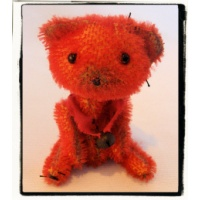 Red bear Fred