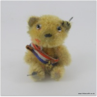 Soldier Bear WW1 Horace Taylor
