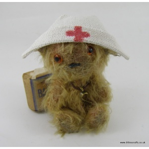 WW1 soldier Bear Florence