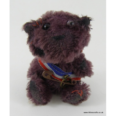 Stanley Tong, WW1 Soldier Bear
